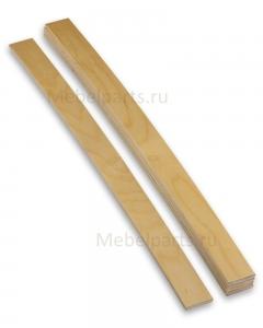 Комплект ламелей для кровати 53х8х685 (5 шт)