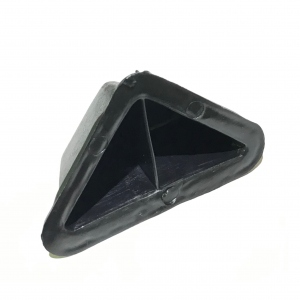 Опора треугольная пластик 35х97 мм