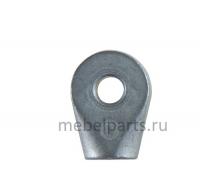Проушины для газлифта 6 мм (2шт)
