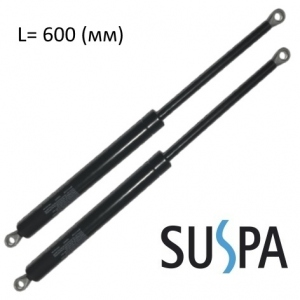 Газовая пружина SUSPA L 600 мм