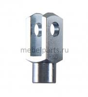 Вилочное подсоединение M8 (1 шт)