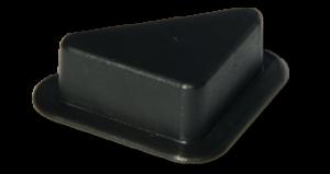 Опора треугольная пластик 25х61 мм