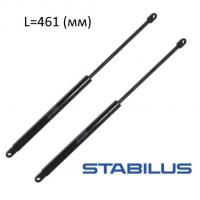 Мебельный газовый амортизатор Stabilus lift-o-mat L 461 мм