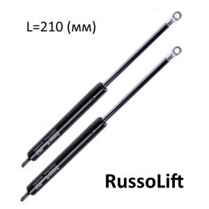 Газовая пружина мебельная RUSSOLIFT L 210 мм